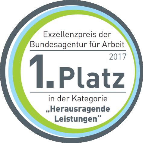 Exzellenzpreis BfA 2017